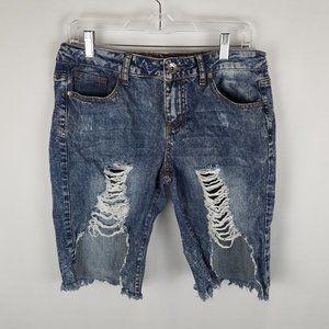 Traffic Jeans Wear shorts distressed bermuda 11